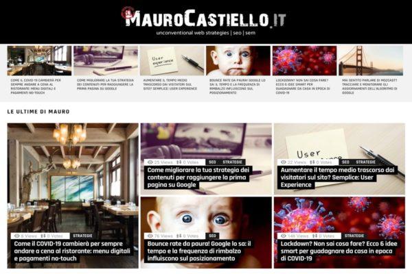 maurocastiello.it